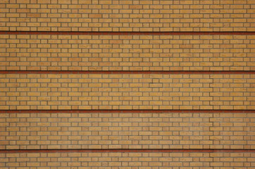 Yellow And Red Brick Texture