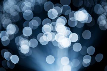 Abstract Glitter Defocused
