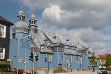 größte Holzkirche Deutschlands