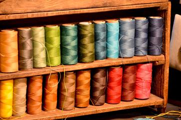 Colour Sweing Thread