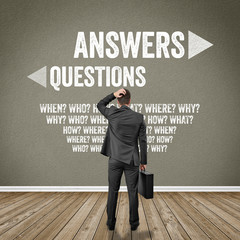 Answers / Questions