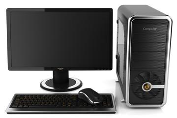 Modern home desktop PC