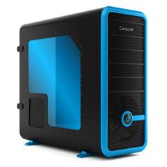 Computing tower box