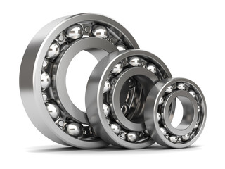 Group of bearings isolated