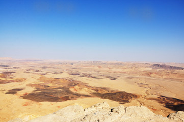 mitzpe ramon negev desert