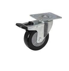 Industrial metal and Caster steel wheels