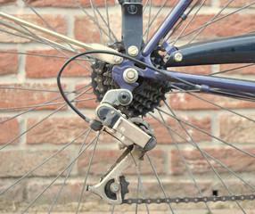 Gear system of bike