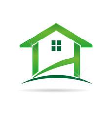 Green House logo.