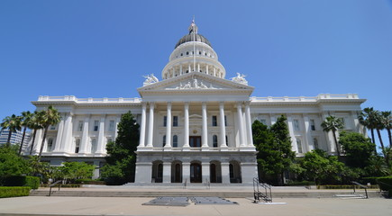 Sacramento Capitol Building, California, USA