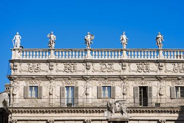 Palazzo Maffei - Verona Italy