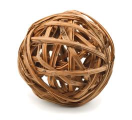 Wicker sphere