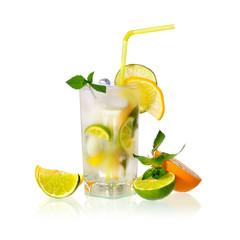 Cold lemonade