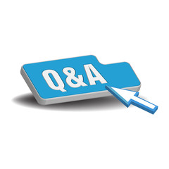 Questions and answers button