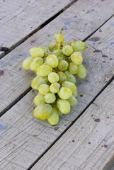 White grapes in a bowl