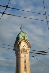 Tour de la gare de Limoges