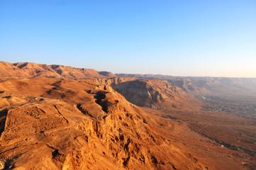 massada desert