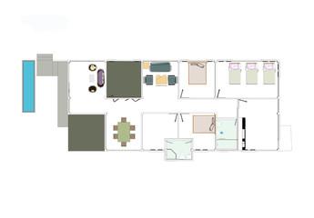 Designed to create a modern home