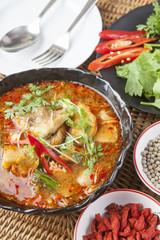tom yum soup Thai Cuisine