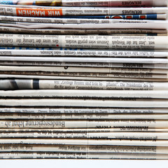 Zeitungen Textur