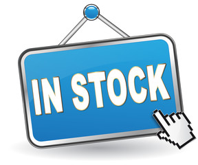 IN STOCK ICON