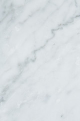 Close up of patterns in grey marble.