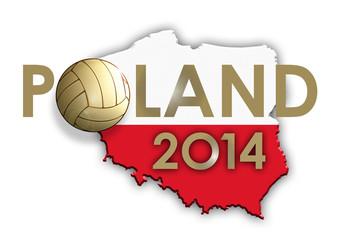 Poland 2014 Volleyball Men's World Championship