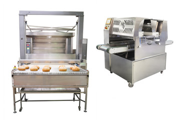 a baking machine