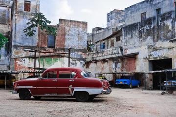 Parking Cuba
