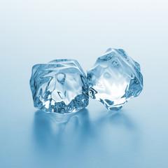 Cubes of icerocks
