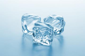 Ice cube rocks