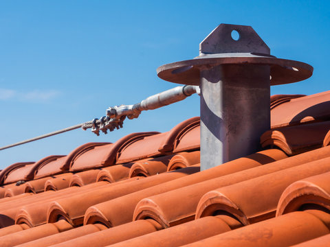 Roof fall protection system