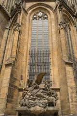St. Vittus cathedral Prague