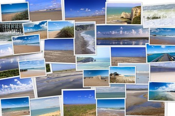 seascapes in France