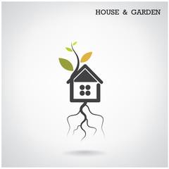 Green energy home concept
