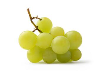 Green grapes Fototapete