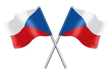 Flags of Czech Republic