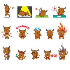 Reindeer expression
