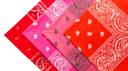 group of  bandanas