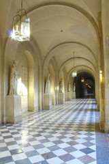 ベルサイユ宮殿、回廊、フランス