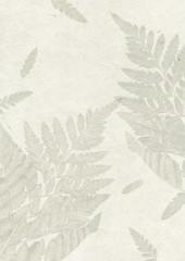 Handmade flower petal paper texture