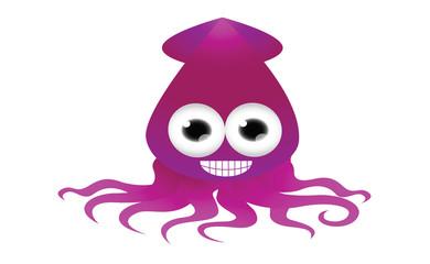 octopus cartoon