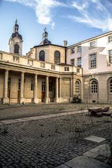 Cloitre de l'Hôtel Dieu à Lyon