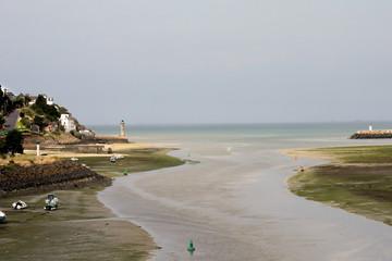 Avant port du légué Saint Brieuc