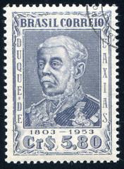 BRAZIL - CIRCA 1978: stamp by Brazil, Ernesto Geisel