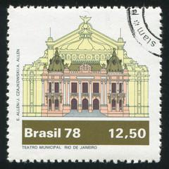 Municipal Theater, Rio de Janeiro