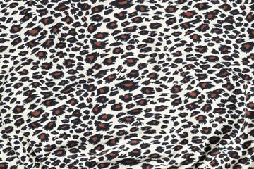 tiger pattern fabric