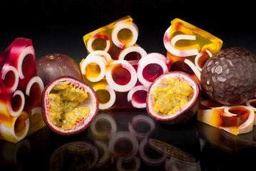 passion fruit soap