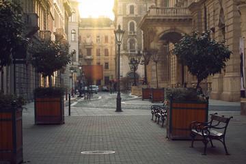 streets Fotomurales