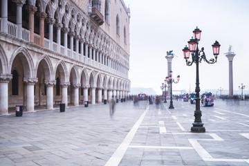 Fotomurales - Markusplatz in Venedig