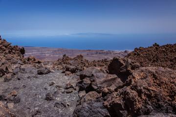 El Teide national park. Tenerife